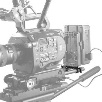 Крепление для направляющих 15 мм SmallRig Super Lightweight 2061