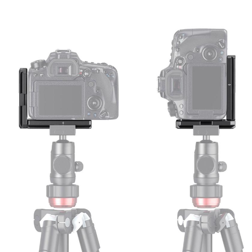 L-площадка SmallRig LCC2657 для Canon EOS 90D/80D/70D