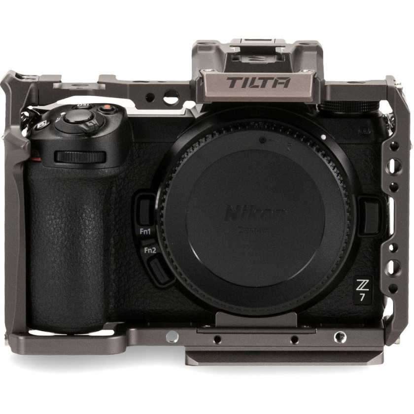 Клетка Tilta Full Camera Cage для Nikon Z6/Z7 (Tilta Gray)