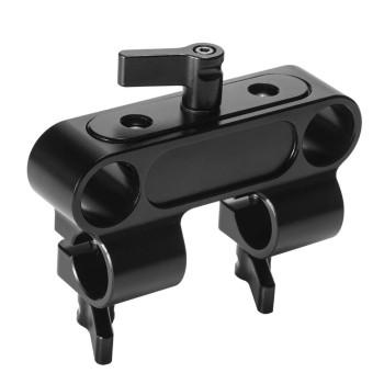 Крепление для направляющих 15мм SmallRig DCD2374 90° Double Rod Clamp
