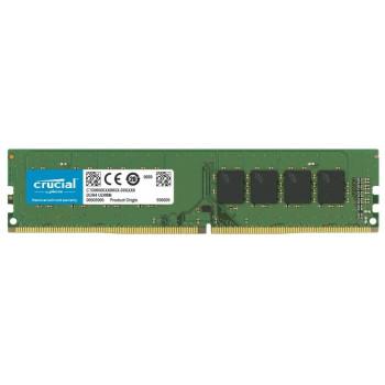 Оперативная память Crucial DDR 4 4096Mb CT4G4DFS824A (2400MHz)