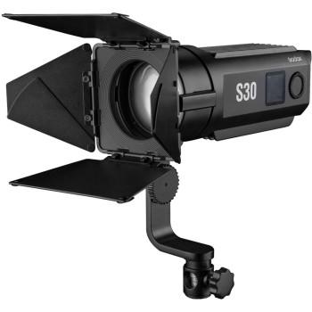 Осветитель светодиодный Godox S30 фокусируемый