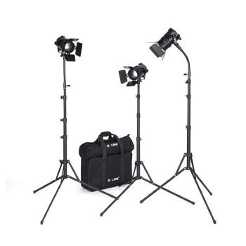 Комплект осветителей Boling 3шт BL-50C KIT A (2500-5800K)