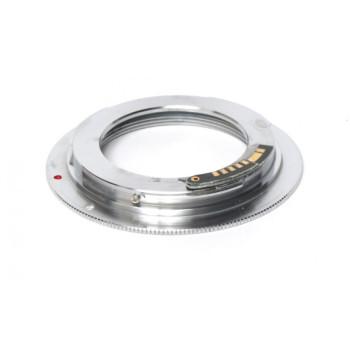 Переходное кольцо Fujimi M42 - Canon с чипом 9 поколения