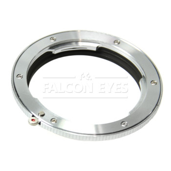 Переходное кольцо Falcon Eyes Leika R на EOS