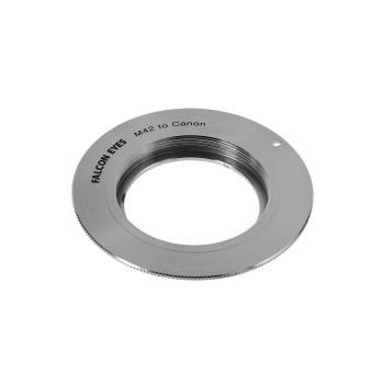 Переходное кольцо Falcon Eyes M42 на Canon