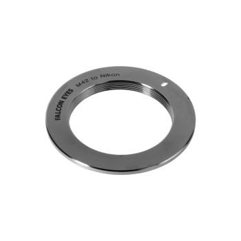 Переходное кольцо Falcon Eyes M42 на Nikon