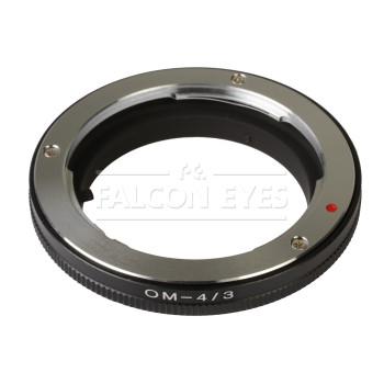 Переходное кольцо Falcon Eyes Olympus OM на OM4/3
