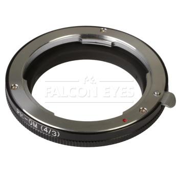 Переходное кольцо Falcon Eyes Pentax K на OM4/3