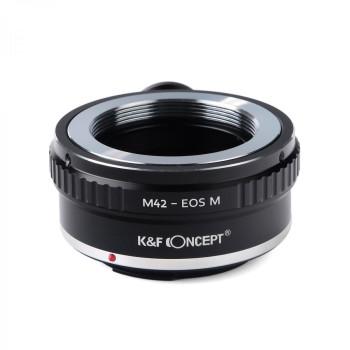 Переходное кольцо K & F Concept M42 M 42 - EOS