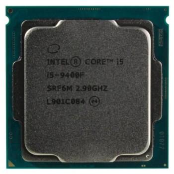 Процессор Intel CPU Desktop Core i5-9400F (2.9GHz, 9MB, LGA1151-v.2) tray