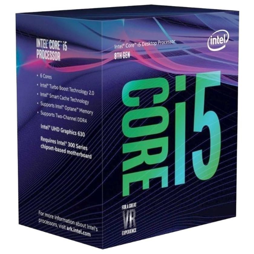 Процессор Intel® Core™ i5-8600 BOX