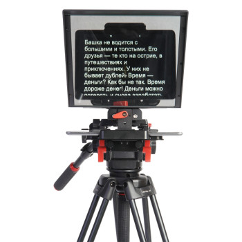 Телесуфлер GreenBean Teleprompter Tablet