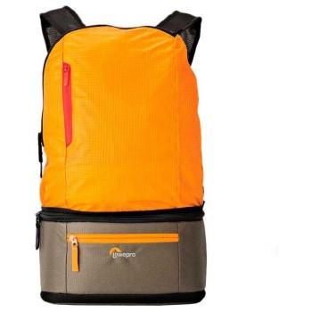Рюкзак LowePro Passport Duo (оранжевый/хаки)