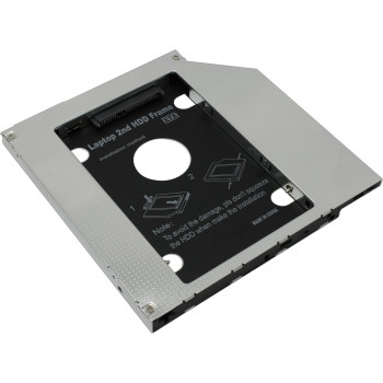 Салазки HDD Espada SS95 dvd slim 9.5 mm to hdd (mini sata to sata)