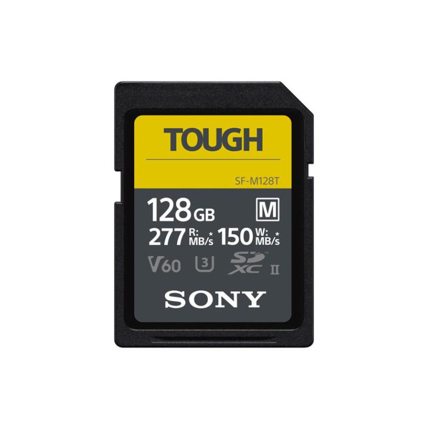 Карта памяти Sony SDXC 128 ГБ (SFM128T.SYM)