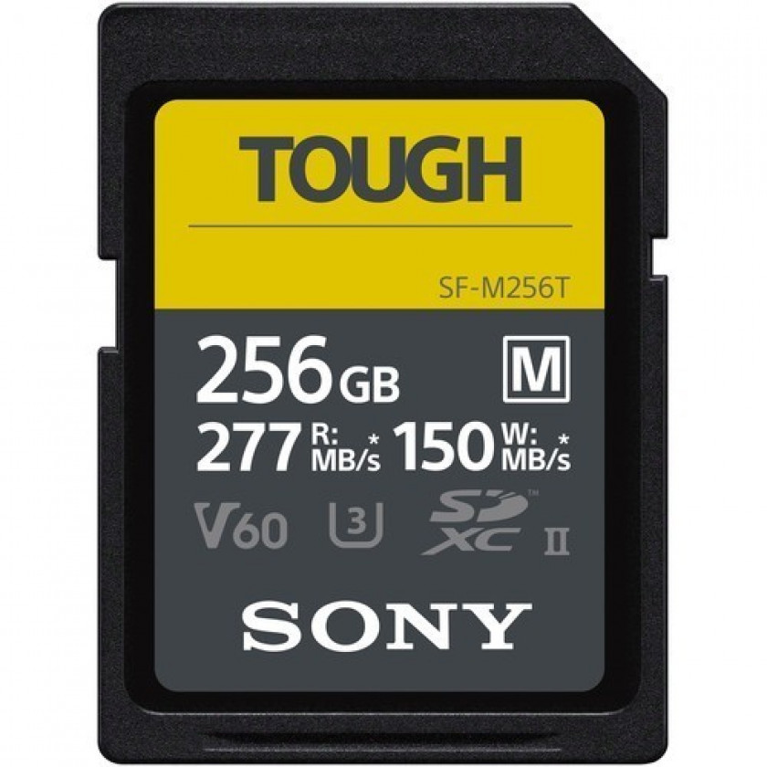 Карта памяти Sony SDXC 256 ГБ (SFM256T.SYM)