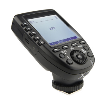 Пульт-радиосинхронизатор Godox Xpro-F TTL для Fujifilm