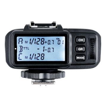 Радиосинхронизатор Godox X1T-N Nikon (передатчик) TTL