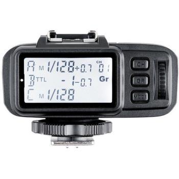 Радиосинхронизатор Godox X1T Canon (передатчик) TTL