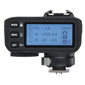 Радиосинхронизатор Godox X2T-C Canon (передатчик) TTL