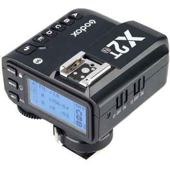 Радиосинхронизатор Godox X2T-N Nikon (передатчик) TTL