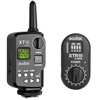 Радиосинхронизатор Godox FT16 (комплект)
