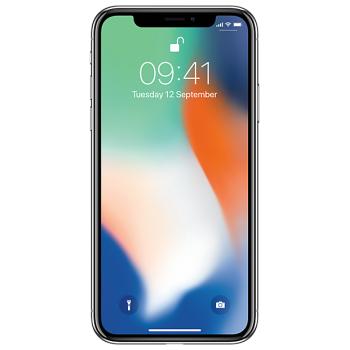 Смартфон Apple iPhone X 64GB Silver (MQAD2RU/A)