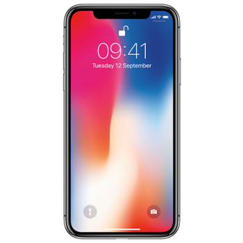 Смартфон Apple iPhone X 64GB Space Gray (MQAC2RU/A)