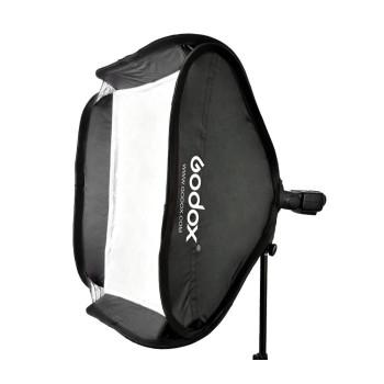 Софтбокс Godox SFUV8080 для накамерных вспышек