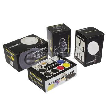 Комплект насадок Falcon Eyes FGA-K8 для накамерных вспышек