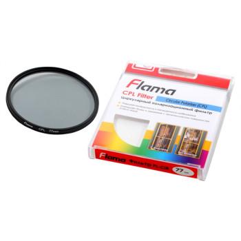 Светофильтр Flama CPL 77 mm