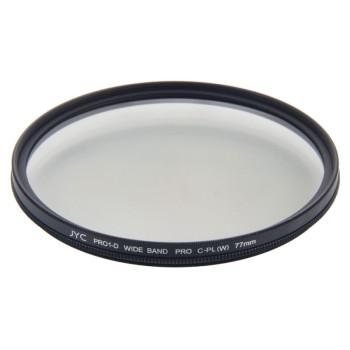 Светофильтр JYC CPL 77mm поляризационный
