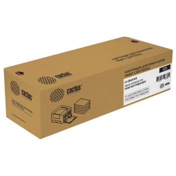 Тонер Картридж Cactus CS-CB435AR черный для HP LJ P1005/P1006 (1500стр.)