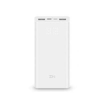 Внешний аккумулятор Xiaomi ZMI Power Bank 20000 mAh 2-way fast charging