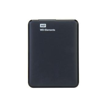 """Внешний жесткий диск WD Elements WDBUZG0010BBK-0B 1TB 2,5"""" USB 3.0 Black"""