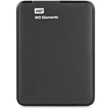 Внешний жесткий диск WD Elements WDBW8U0040BBK-EEUE 4ТБ 2,5