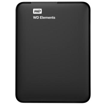 Внешний жесткий диск WD Original USB 3.0 2Tb WDBU6Y0020BBK-EESN Elements Portable 2.5