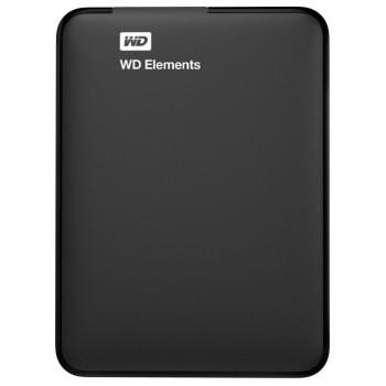 Внешний жесткий диск WD Elements Portable WDBU6Y0040BBK-WESN 4ТБ 2,5