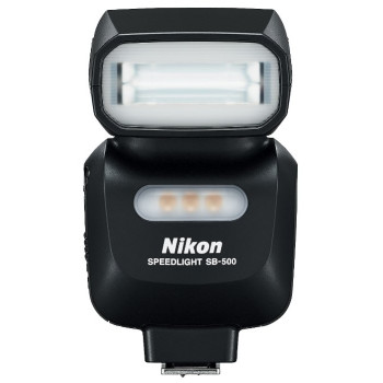 Вспышка Nikon Speedlite SB-500