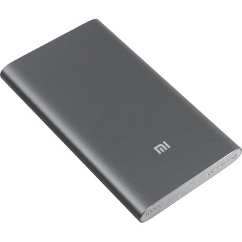 Внешний аккумулятор Xiaomi Mi Power Bank Pro 10000 VXN4218US серый
