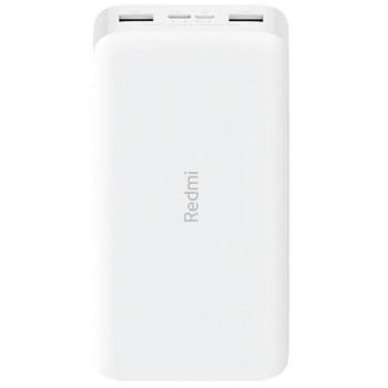 Внешний аккумулятор Xiaomi RedMi Power Bank 20000 PB200LZM