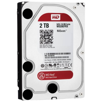 Жесткий диск Western Digital Original SATA-III 2Tb WD20EFRX NAS Red 64Mb 3.5""