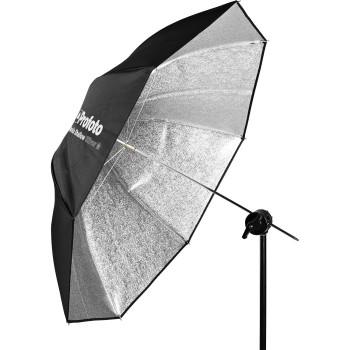 Фотозонт Profoto Umbrella Shallow Silver M (105cm/41
