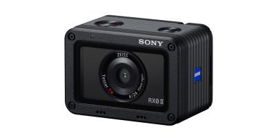 Sony представила сверхкомпактную камеру RX0 II