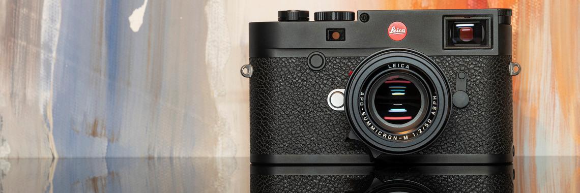 Фото техника Leica