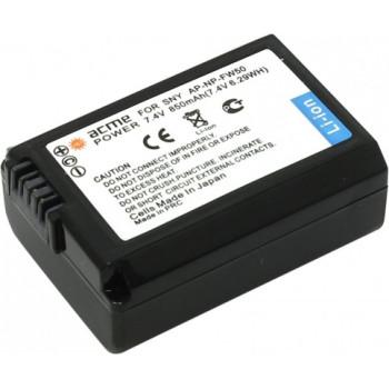 Аккумулятор AcmePower AP-NP-FW50