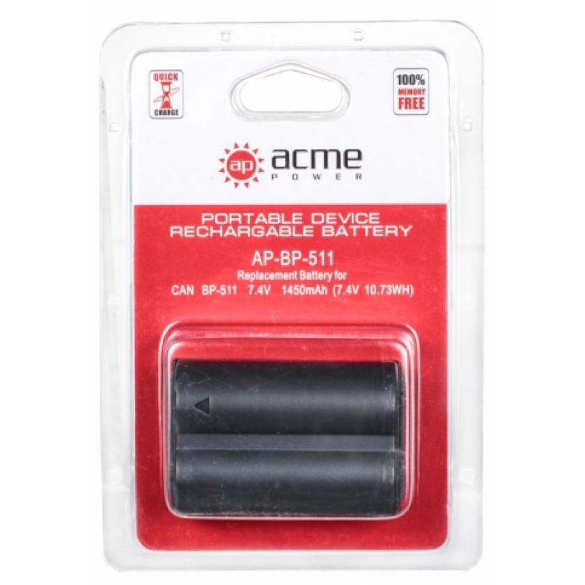 Аккумулятор AcmePower AP-BP-511