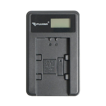 Зарядное устройство Fujimi FJ-UNC-BLF19+ Адаптер питания USB