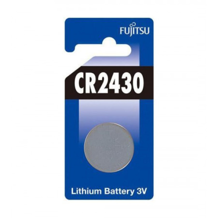 Батарейка литиевая Fujitsu CR2430 3V